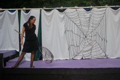 The Truth is Spiders | Summer Playwright's Festival 2011 | Open Space Arts